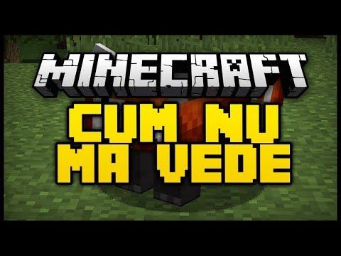 CUM SA NU MA VADA?! - Minecraft Hide And Seek