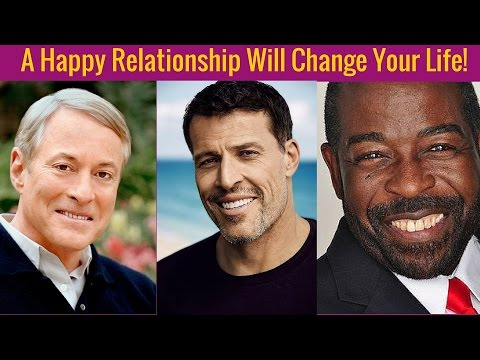 Tony Robbins, Les Brown & Brian Tracy | A Happy Relationship Will Change Your Life!