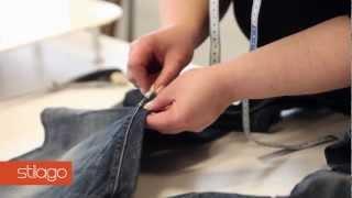 STILAGO SANJSKI STILIST, 23. del: Jeans krilo v petih korakih