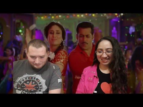 Fevicol Se Full Video Song Dabangg 2 Kareena Kapoor Salman Khan Reaction Video