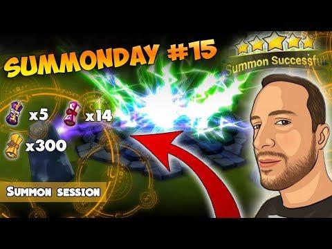 SUMMONDAY#15 SA GUILDE LE KICK - Summoners War