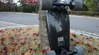 Carbon Fiber Mini Electric Skateboard