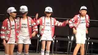 20170511綜藝表演【爵士舞1】軒尼詩道官立小學