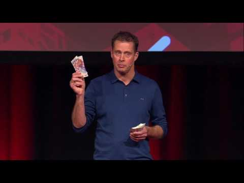 Half an hour is all you need | Luc Manders | TEDxRotterdam