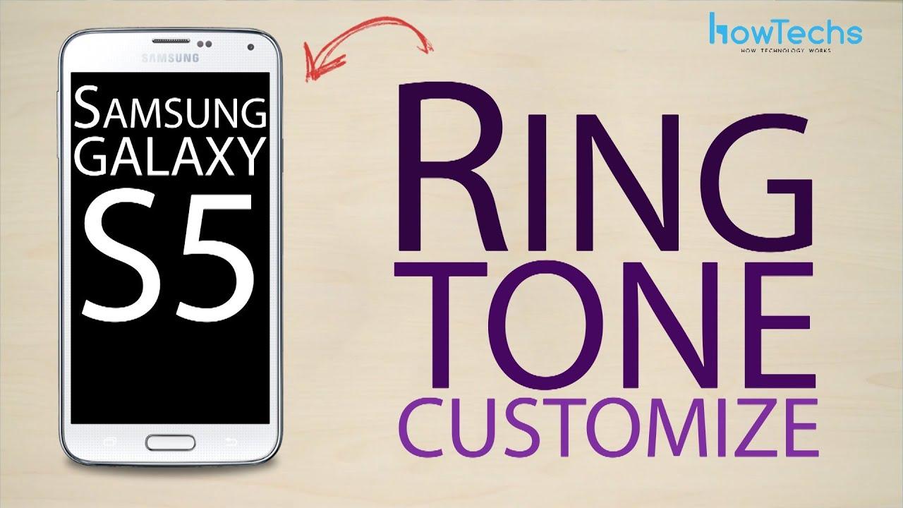 ringtone mobile samsung galaxy s5