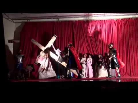 Way Of the Cross Live in Doha 2014