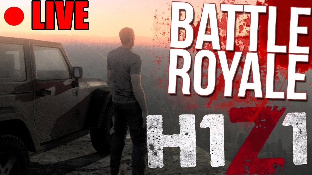 H1Z1 PS4 GAMEPLAY! | BESSER ALS FORTNITE UND PUBG?! | H1Z1 BATTLE ROYALE GERMAN LIVESTREAM HD