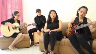 Kisah Romantis - Glenn Fredly (Cover) by Beilys Acoustic