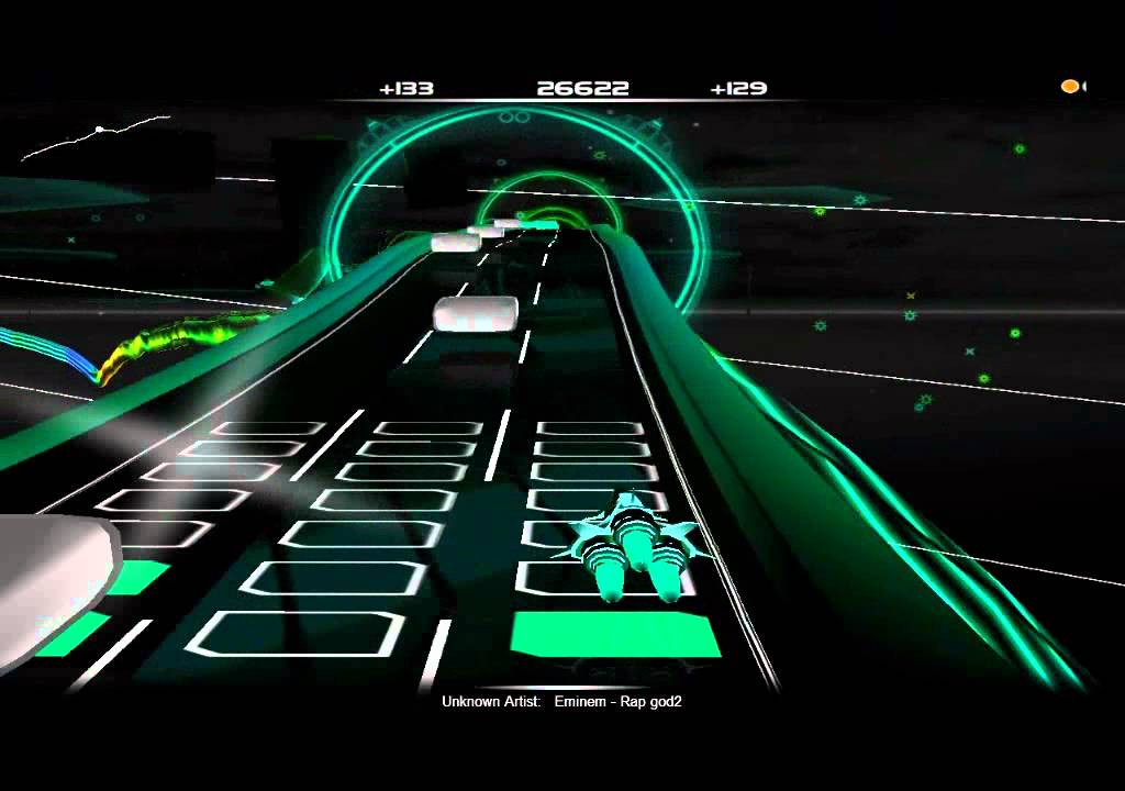 audiosurf complet
