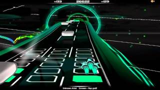 AudioSurf : Eminem - Rap God