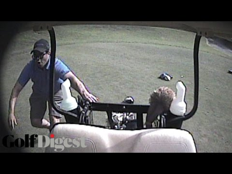"""The Office"" Star Pulls Off the Ultimate Golf Prank 