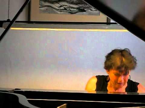 Niyazi Prelude For Piano Solo, Sara Crombach Piano