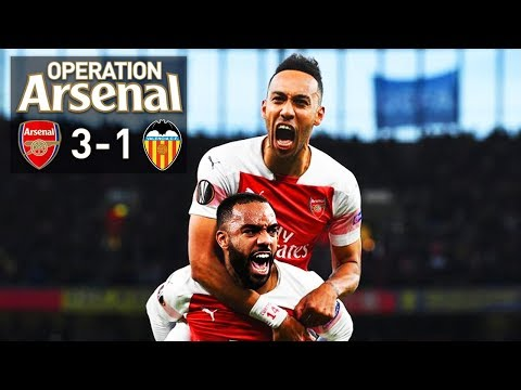 ARSENAL 3-1 VALENCIA - WHAT A HUGE RESULT!