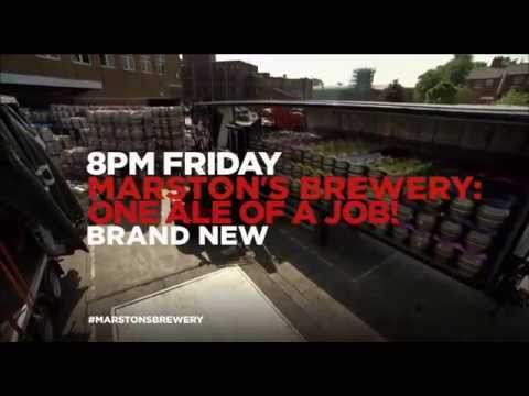 Marston's Brewery : One Ale Of A Job