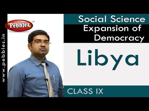 Libya : Expansion of Democracy | Social | AP&TS Syllabus | Class 9