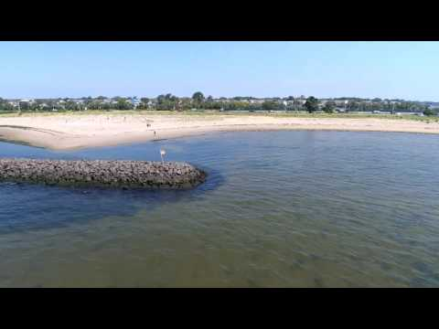 Drone Flying  - Plumb Beach 7 17 2016