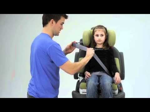 How To Secure Your Child In The Oobr | Clek Booster Seat