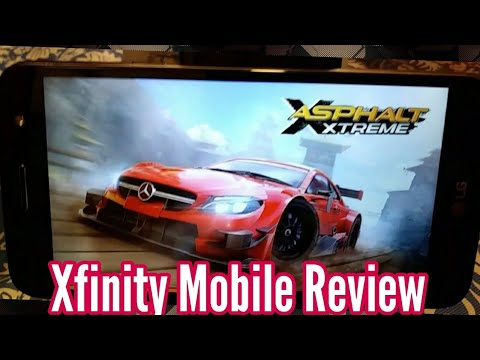 Xfinity Mobile Review feat. LG X Charge (Comcast)