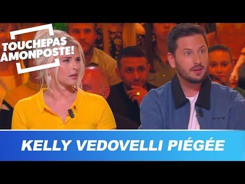 Kelly Vedovelli piégée : qui se cache dans le poisson d'avril ?