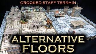 Episode 7 : Alternative Dungeon Floor Tiles