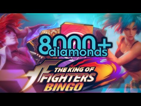 8000+ DIAMONDS - KOF EVENT / Mobile Legends