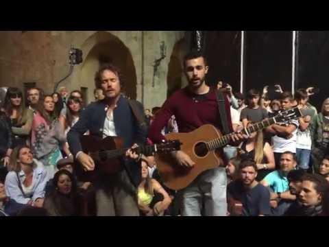 Damien Rice - Delicate - Pistoia Aftershow live