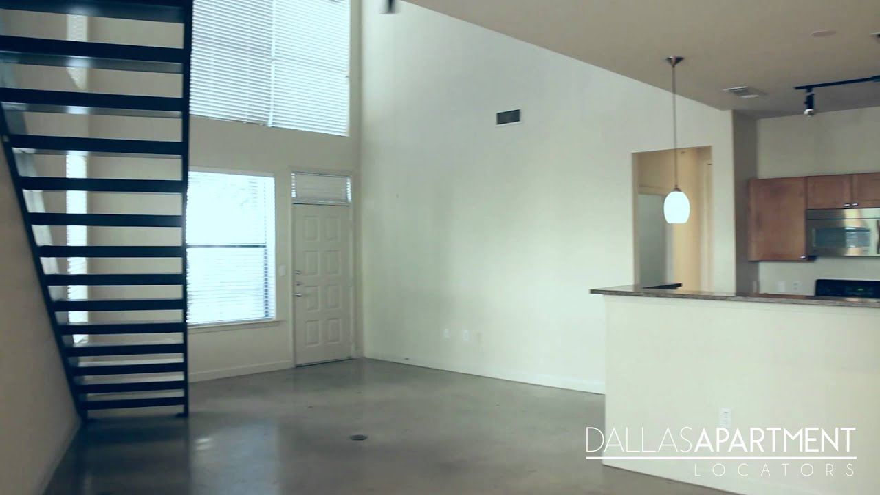 The Mondrian At Cityplace Loft   Uptown Dallas Downtown Dallas Apartments    YouTube