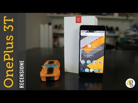 RECENSIONE OnePlus 3T e CONFRONTO con OnePlus 3