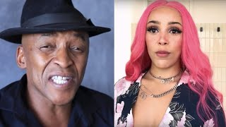 Doja Cat's Father Shared Heartbreaking Message For His Daughter As He Cant Meet His Baby Doja Cat.