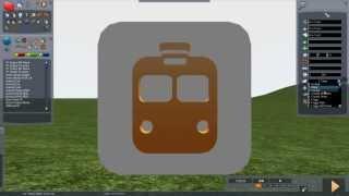 Train Simulator 2014 - البرنامج التعليمي 7 (السيناريو إنشاء وتدريب منظمة العفو الدولية)