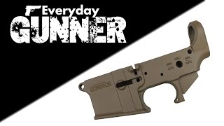 How to Build an AR-15 Part 1 – The Lower Receiver – with