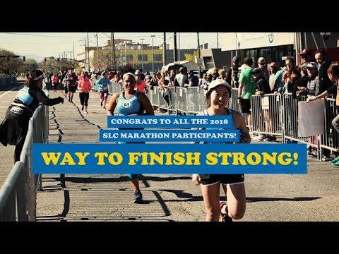 Look Back: Salt Lake City Marathon Weekend
