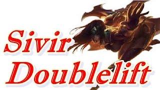 LOL Pro - Doublelift Sivir vs Twitch - Korea SoloQ
