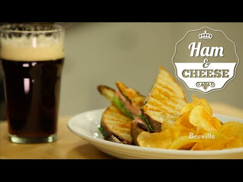 Breville Presents: Beer Drinker Food Thinker With Jeremy Sewall - Ham & Cheese Sandwich Recipe