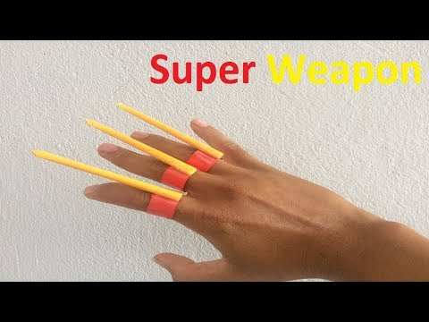 How to make a paper knuckle ring | Easy and Super Knuckle Ring