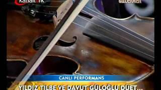 Yıldız Tilbe & Davut Güloğlu - Haram Olasın { Hayata Gülerken } 17.06.2011