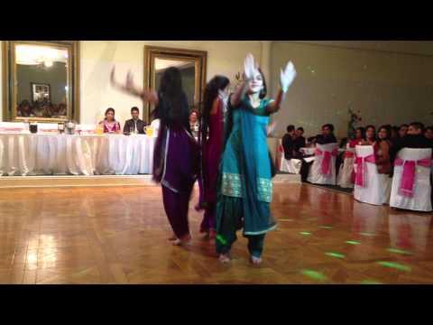 Reception Dance = Katiya Karun, Jhanjhar
