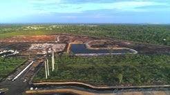 Walmart Distribution Center Cocoa, Florida - Site Development 7/30/17
