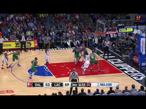 Dallas Mavericks vs LA Clippers   Full Highlights   April 10, 2016   NBA 2015 16 Season