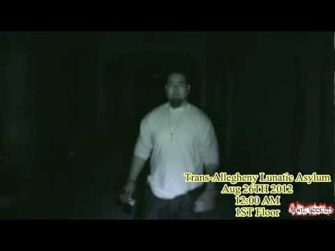 -OFFICIAL- Dante Of The Soul Seekers At The Trans Allegheny Lunatic Asylum Weston West Virginia