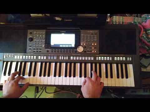 Сергей Минаев - Мини-макси Cover Yamaha Psr-S970