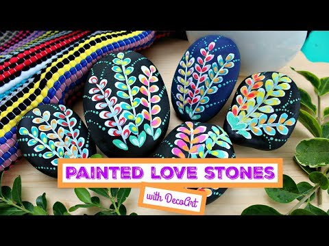 HOW TO: Inspirational Painted Rocks with Mark Montano