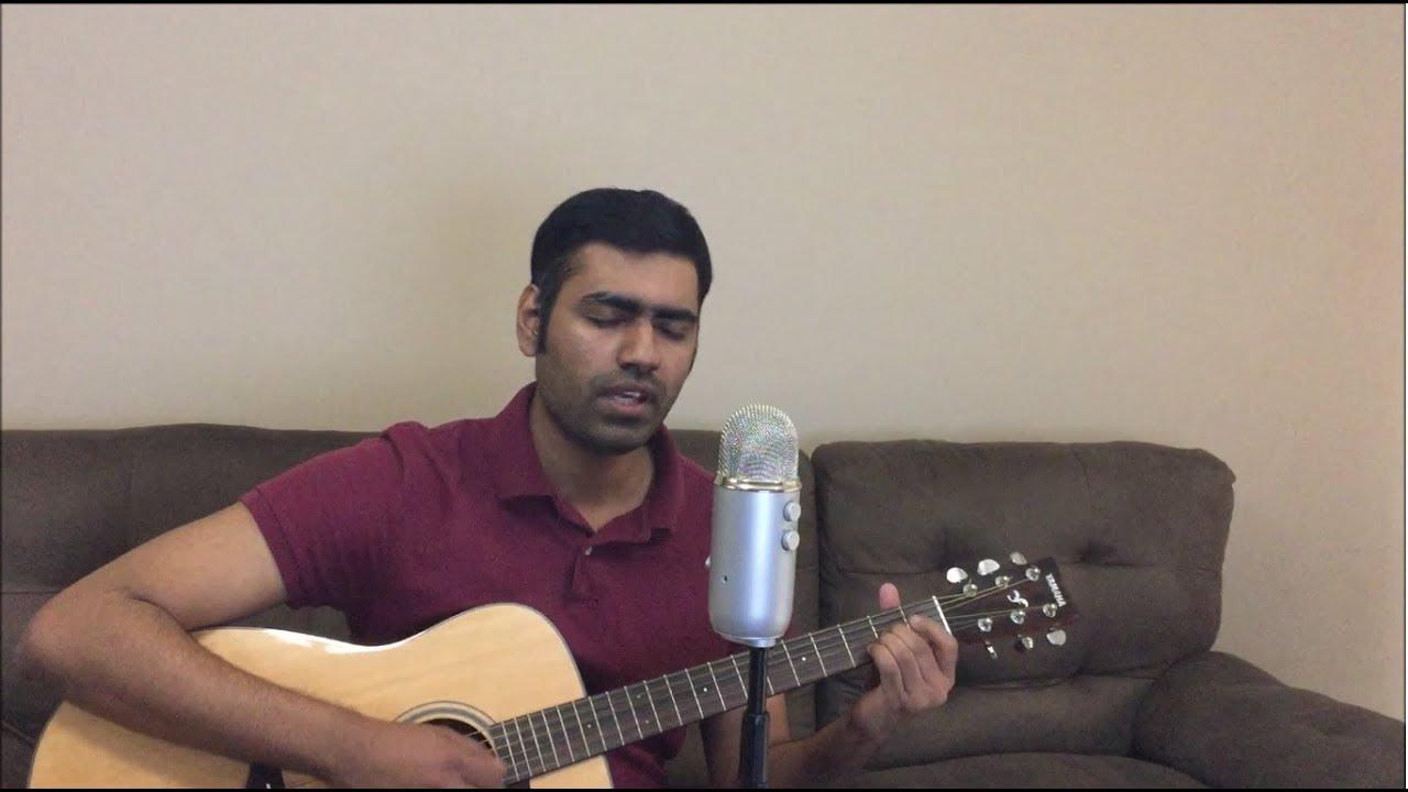 Vidhi Nadhiye (Thadam) Guitar Cover