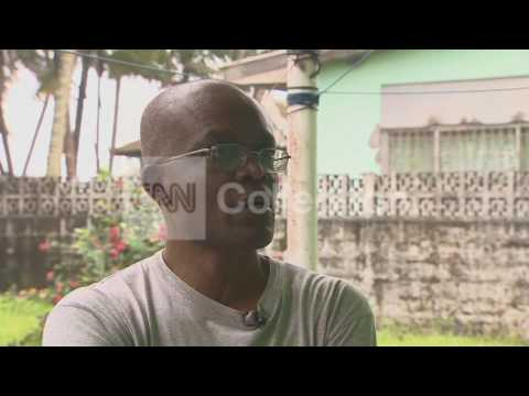 LIBERIA: INTERVIEW WITH AN EBOLA SURVIVOR