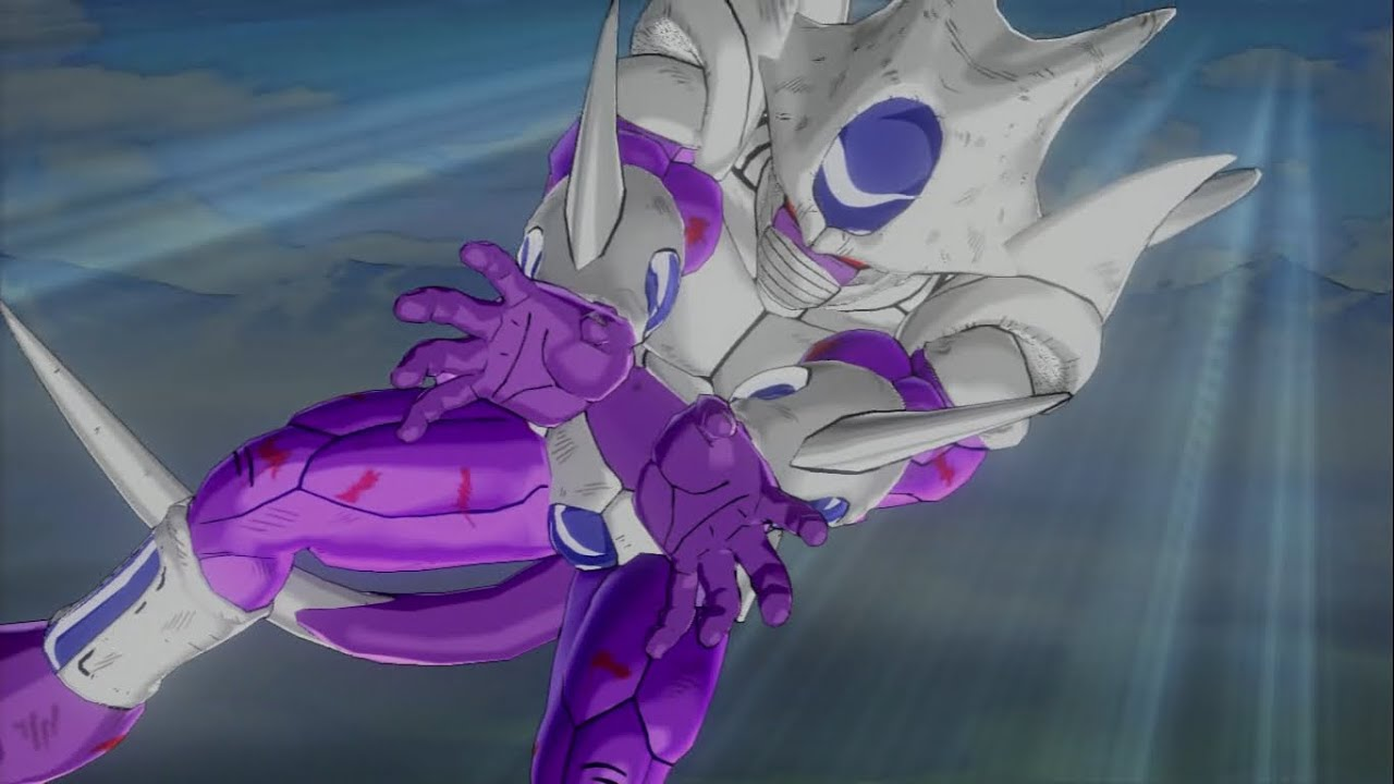 Cooler final form kills Miira | Dragon Ball Xenoverse - YouTube
