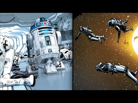 How R2-D2 Killed Hundreds of Stormtroopers by Himself [Canon] - Star Wars Explained
