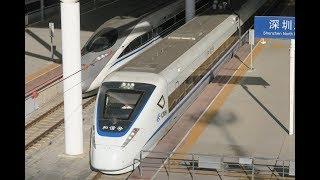 CRH1E, China High Speed sleeper train 中國高速臥鋪列車 (D2344深圳北到泉州, Shenzhen to Quanzhou Train)