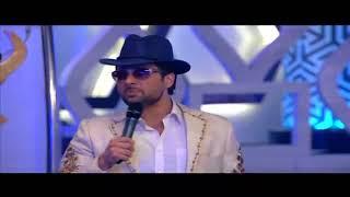 2nd Hum Awards Vasay Chaudhry Teasing Hamza Ali Abbasi , Nouman Ijaz & 'Karan Dhila' Mikaal Zulfi