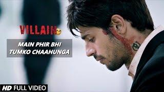 Phir Bhi Tumko Chaahunga - Sidharth Malhotra, Shraddha Kapoor VM  Ek Villain  Arijit Singh