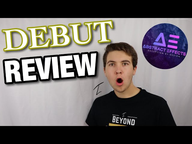 Debut by Abstract Effects - Magic Trick Review
